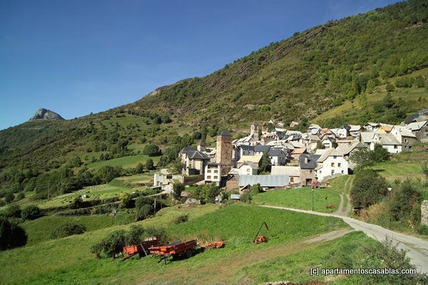 Turismo rural en el valle de chistau gista n - Casa rural valle del tietar ...